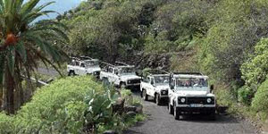 4x4 jeep safari gran canaria